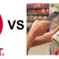 showrooming: walmart vs target