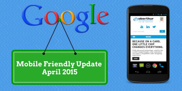 Google's Mobile Update on April 21 will be huge. Are you ready?
