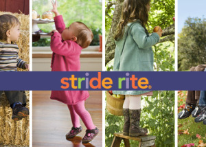 business transformation at stride rite